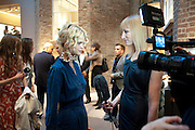 PIXIE GELDOF; JADE PARFITT;,  Vogue Fashion night out.- Alexandra Shulman and Paddy Byng are host a party  to celebrate the launch for FashionÕs Night Out At Asprey. Bond St and afterwards in the street. London. 8 September 2011. <br />  <br />  , -DO NOT ARCHIVE-© Copyright Photograph by Dafydd Jones. 248 Clapham Rd. London SW9 0PZ. Tel 0207 820 0771. www.dafjones.com.<br /> PIXIE GELDOF; JADE PARFITT;,  Vogue Fashion night out.- Alexandra Shulman and Paddy Byng are host a party  to celebrate the launch for Fashion's Night Out At Asprey. Bond St and afterwards in the street. London. 8 September 2011. <br />  <br />  , -DO NOT ARCHIVE-© Copyright Photograph by Dafydd Jones. 248 Clapham Rd. London SW9 0PZ. Tel 0207 820 0771. www.dafjones.com.