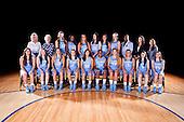 2014.09.19 CU Women's Basketball Team Portraits