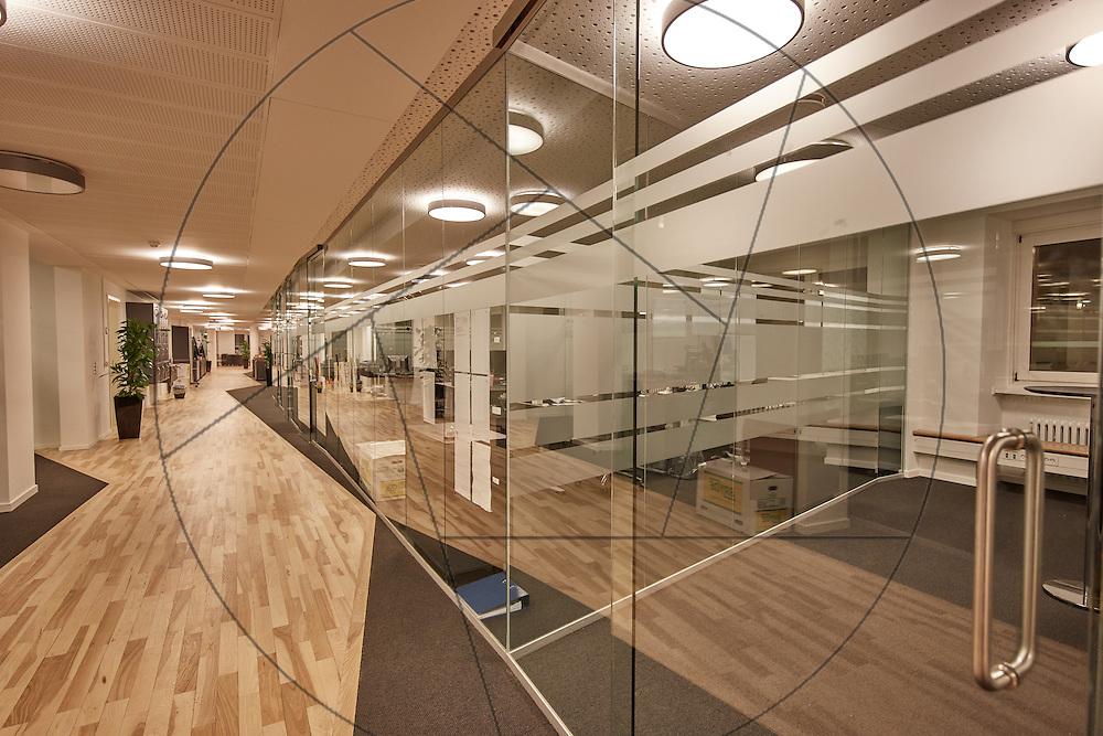 Københavns Borgerservice Københavns Borgerservice kontorindretning efter restaurering entreprenør: ASON A/S