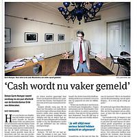 Tekst en beeld zijn auteursrechtelijk beschermd en het is dan ook verboden zonder toestemming van auteur, fotograaf en/of uitgever iets hiervan te publiceren <br /> <br /> Parool 30 oktober 2013: Germ Kemper treedt af als deken van de Amsterdamse Orde van Advocaten