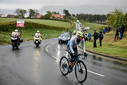 Rozanne Slik (NED) battles through the rain at ASDA Tour de Yorkshire Women's Race 2019 - Stage 2, a 132 km road race from Bridlington to Scarborough, United Kingdom on May 4, 2019. Photo by Sean Robinson/velofocus.com