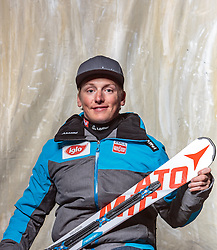 08.10.2016, Olympia Eisstadion, Innsbruck, AUT, OeSV Einkleidung Winterkollektion, Portraits 2016, im Bild Markus Gfatterhofer, Behindertensport, Herren // during the Outfitting of the Ski Austria Winter Collection and official Portrait Photoshooting at the Olympia Eisstadion in Innsbruck, Austria on 2016/10/08. EXPA Pictures © 2016, PhotoCredit: EXPA/ JFK