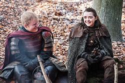 September 1, 2017 - Ed Sheeran, Maisie Williams..'Game Of Thrones' (Season 7) TV Series - 2017 (Credit Image: © Hbo/Entertainment Pictures via ZUMA Press)