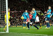 Manchester United v Stoke City 021214