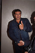 TAMER HASSAN, The London Bar and Club awards. Intercontinental Hotel. Park Lane, London. 6 June 2011. <br /> <br />  , -DO NOT ARCHIVE-© Copyright Photograph by Dafydd Jones. 248 Clapham Rd. London SW9 0PZ. Tel 0207 820 0771. www.dafjones.com.