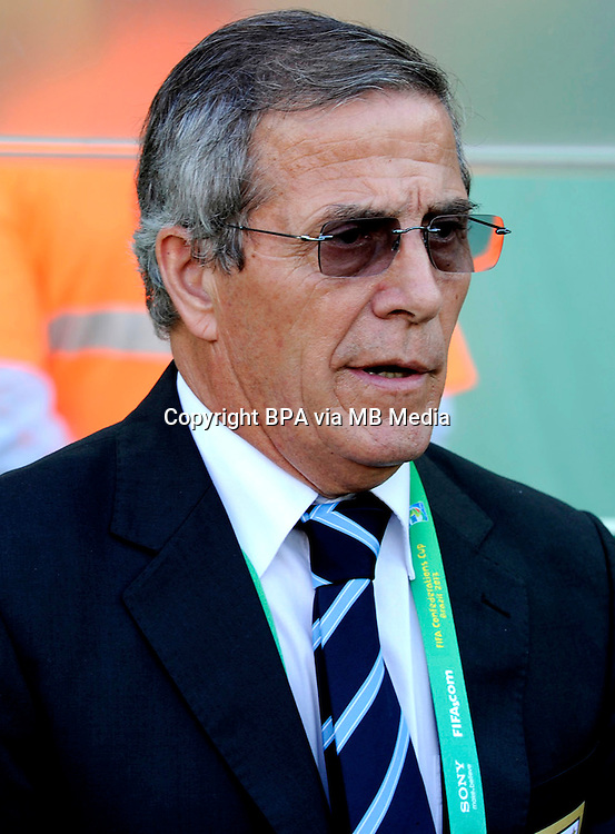 World Cup Brazil 2014 /<br /> Uruguay Team - <br /> Oscar TABAREZ - Coach Uruguay