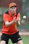 Adam Voges of Perth Scorchers during the Perth Scorchers Training Session held at the Sawai Mansingh Stadium in Jaipur on the 28th September 2013<br /> <br /> Photo by Shaun Roy-CLT20-SPORTZPICS <br /> <br /> Use of this image is subject to the terms and conditions as outlined by the CLT20. These terms can be found by following this link:<br /> <br /> http://sportzpics.photoshelter.com/image/I0000NmDchxxGVv4