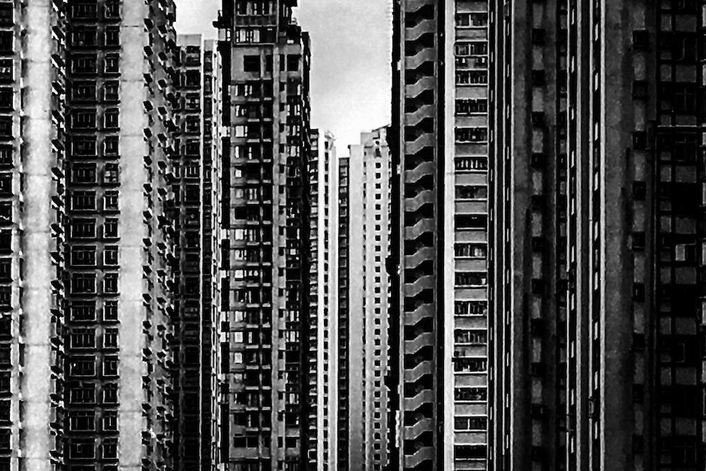 Hong Kong, 09/05/2016. Hong Kong Island, Shau Kei Wan.