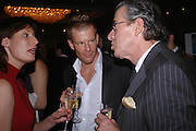 Tom Aikens. The Tatler Restaurant Awards in association with  Louis Roederer champagne.  The Four Seasons Hotel, Hamilton Place, London. 10 January 2004. ONE TIME USE ONLY - DO NOT ARCHIVE  © Copyright Photograph by Dafydd Jones 66 Stockwell Park Rd. London SW9 0DA Tel 020 7733 0108 www.dafjones.com