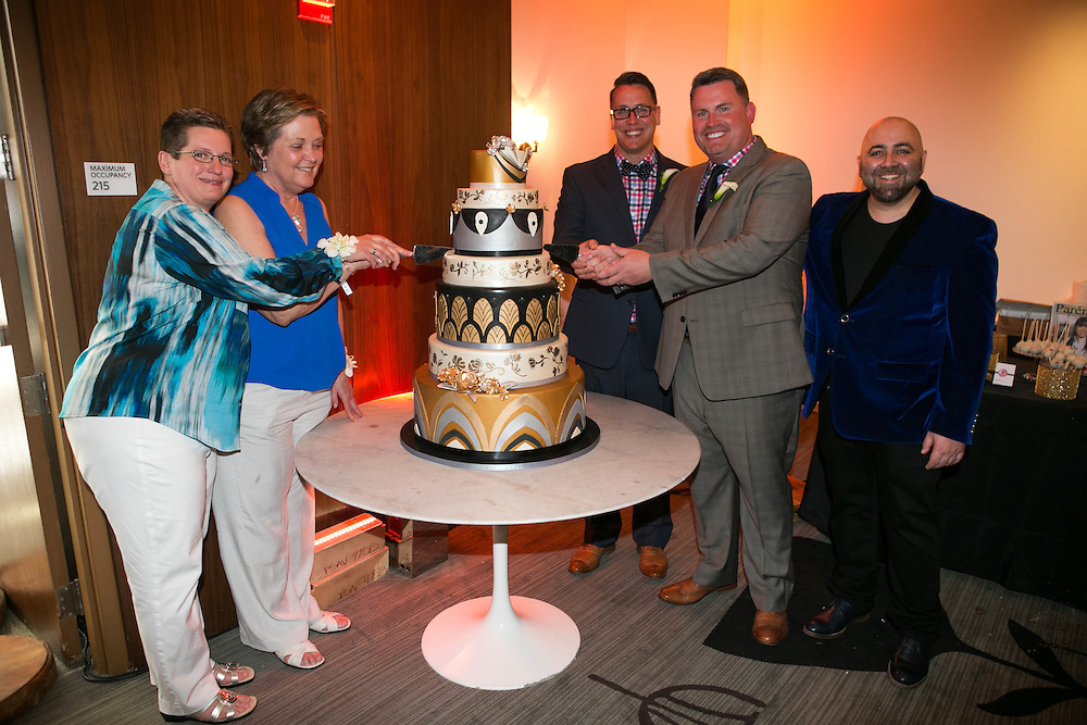 2 21 2015-  101 Gay Weddings @ the James Hotel, Miami,, Florida
