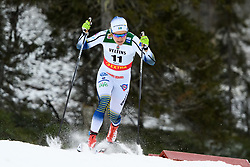 November 24, 2018 - Ruka, FINLAND - 181124 Hanna Falk of Sweden competes in the women's sprint classic technique prologue during the FIS Cross-Country World Cup premiere on November 24, 2018 in Ruka  (Credit Image: © Carl Sandin/Bildbyran via ZUMA Press)