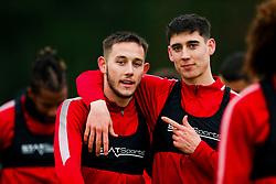 Josh Brownhill and Callum O'Dowda of Bristol City - Rogan/JMP - 23/01/2020 - Failand - Bristol, England - Sky Bet Championship.