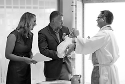 CRESTWOOD, Ky., -- Gemma was baptized and family celebration at the Komises, Sunday, Oct. 15, 2017 at the Komis Kastle in CRESTWOOD.