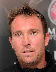 Nottinghamshire's Brendan Taylor. - Photo mandatory by-line: Harry Trump/JMP - Mobile: 07966 386802 - 14/06/15 - SPORT - CRICKET - LVCC County Championship - Division One - Day One - Somerset v Nottinghamshire - The County Ground, Taunton, England.