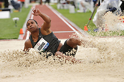 Olympic Trials Eugene 2012: men's long jump, George Kitchens, makes Olympic team