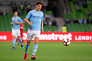 MELBOURNE, AUSTRALIA - APRIL 13: Melbourne City defender Curtis Good (22) looks on during round 25 of the Hyundai A-League soccer match between Melbourne City FC and Adelaide United on April 13, 2019 at AAMI Park in Melbourne, Australia. (Photo by Speed Media/Icon Sportswire)