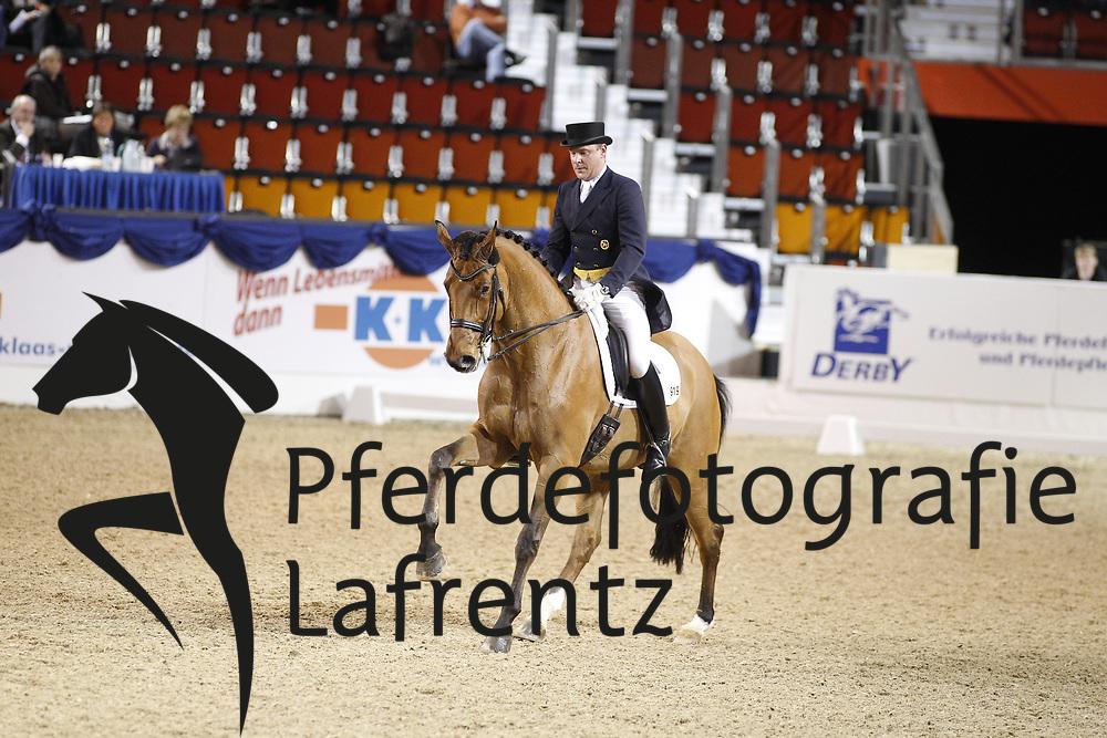 KLIMPKE Michael, Harmony`s Calinus<br /> Münster K+K Cup - 2012<br /> (c) www.sportfotos-Lafrentz. de/Stefan Lafrentz