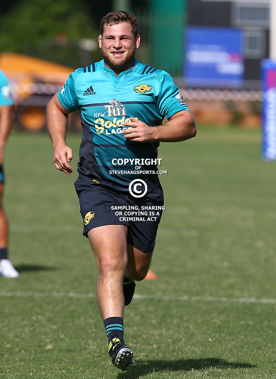 DURBAN, SOUTH AFRICA, 3, May 2016 - Reg Goodes during the Hurricanes training session held at Northwood School Durban North , (Photographer Steve Haag) <br /> <br /> Images for social media must have consent from Steve Haag