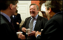 Ken Clarke attends The first Cabinet meeting inside the Cabinet room in No10, Thursday May 13, 2010. Photo By Andrew Parsons/i-Images