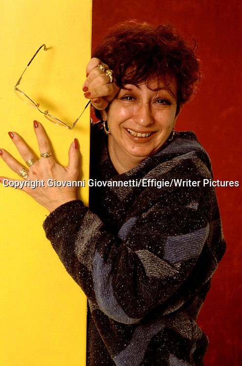 Danila Comastri Montanari<br /> <br /> <br /> 23/08/2006<br /> Copyright Giovanni Giovannetti/Effigie/Writer Pictures<br /> NO ITALY, NO AGENCY SALES