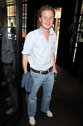 GUY PELLY at the Beat Summer party hosted by Luce del Bono at L'Atelier De Joel Robuchon, 13-15 West Street, Covent Garden, London on 1st July 2008.<br /><br />NON EXCLUSIVE - WORLD RIGHTS