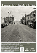 Looking South on Diamond and Wilder Streets | August 10, 1942