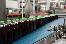 August 12, 2017 - Isparta, Türkiye - New Coca Cola factory at Isparta, Turkey (Credit Image: © Tolga Adanali/Depo Photos via ZUMA Wire)