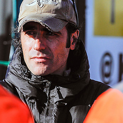Dario Franchitti called into the final day of the Scottish Motor Racing Club at Knockhill Racing Circuit. (c) Jimmy Rodden   StockPix.eu