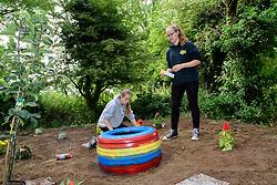 NCS EM1 - social action - Wyndham Park, Grantham<br /> <br /> Picture: Chris Vaughan Photography for NCS EM1<br /> Date: August 16, 2017