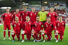 111008 Wales U21 v Montenegro U21