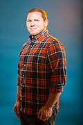 David Stanfill of Slingshot by Squirrels, Inc. on Friday, Oct. 3, 2014.