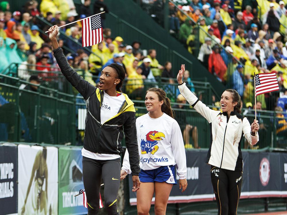 women's triple jump Olympians,