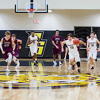 02-16-16 Berryville Boys vs. Lincoln (1st Round District)