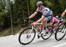 30.05.2019, Santa Maria di Sala, ITA, Giro d Italia 2019, 18. Etappe, Valdaora, Olang - Santa Maria di Salaz (222 km), im Bild Damiano Cima (ITA, Nippo - Vini Fantini) // Damiano Cima of Italy (Nippo - Vini Fantini) during stage 18 of the 102nd Giro d'Italia cycling race from Valdaora, Olang - Santa Maria di Sala(222 km) Santa Maria di Sala, Italy on 2019/05/30. EXPA Pictures © 2019, PhotoCredit: EXPA/ Reinhard Eisenbauer