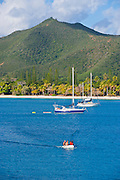 The bay de Kuto, Ile des Pins, New Caledonia, Melanesia, South Pacific