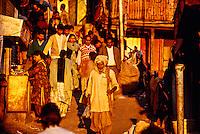 Lower Bazaar, Shimla (Himachal Pradesh), India