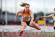 Welsh athletics international at Cardiff Athletics Stadium on 18th July 2012. pic by Andrew Orchard