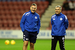 Wigan Athletic manager Warren Joyce - Mandatory by-line: Matt McNulty/JMP - 03/02/2017 - FOOTBALL - DW Stadium - Wigan, England - Wigan Athletic v Sheffield Wednesday - Sky Bet Championship