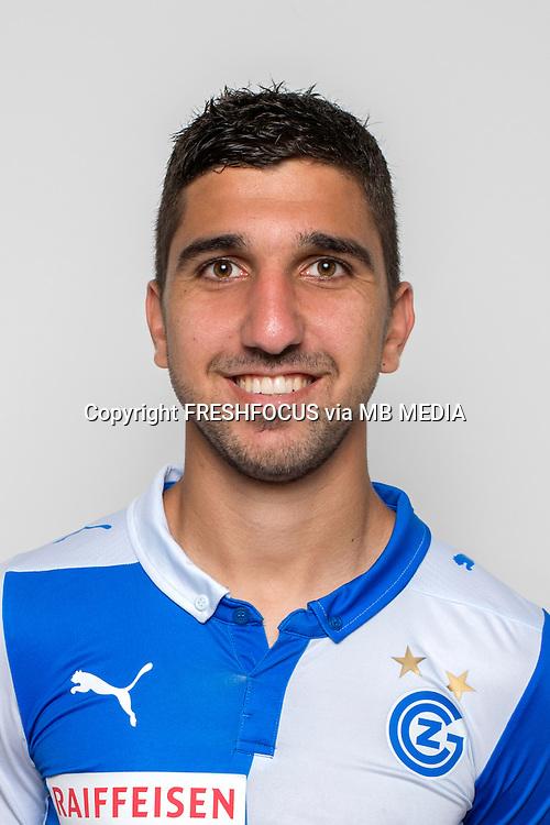 15.07.2014; Niederhasli; Fussball Super League Ð Portrait Grasshopper Club Zuerich; Munas Dabbur (GC) (Claudia Minder/freshfocus)