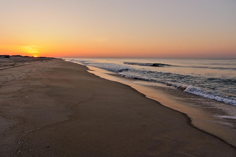 Atlantic Ocean In front of 1730 Meadow Lane, Southampton, Long Island, New York