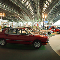 Classic cars at the IAA 2013, Frankfurt, Germany