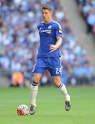 Gary Cahill of Chelsea - Mandatory byline: Paul Terry/JMP - 07966386802 - 02/08/2015 - Football - Wembley Stadium -London,England - Arsenal v Chelsea - FA Community Shield