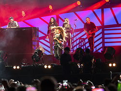 September 29, 2018 - New York, New York, United States - Janet Jackson performs on stage during 2018 Global Citizen Festival: Be The Generation in Central Park (Credit Image: © Lev Radin/Pacific Press via ZUMA Wire)