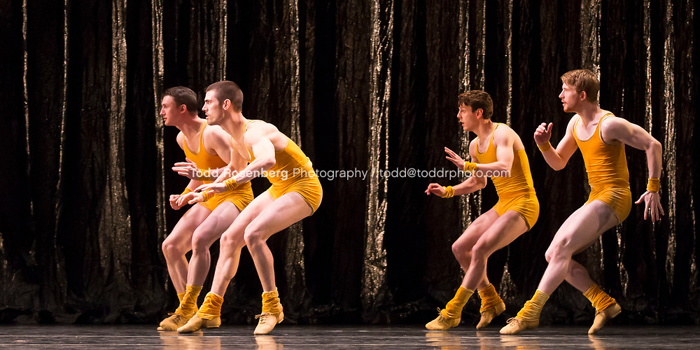 6/6/17 2:53:22 PM --  Chicago, IL<br /> Hubbard Street Dance Chicago<br /> Summer Series Tech<br /> &quot;The Golden Section&quot; by Twyla Tharp<br /> <br /> &copy;&nbsp;Todd Rosenberg Photography 2017