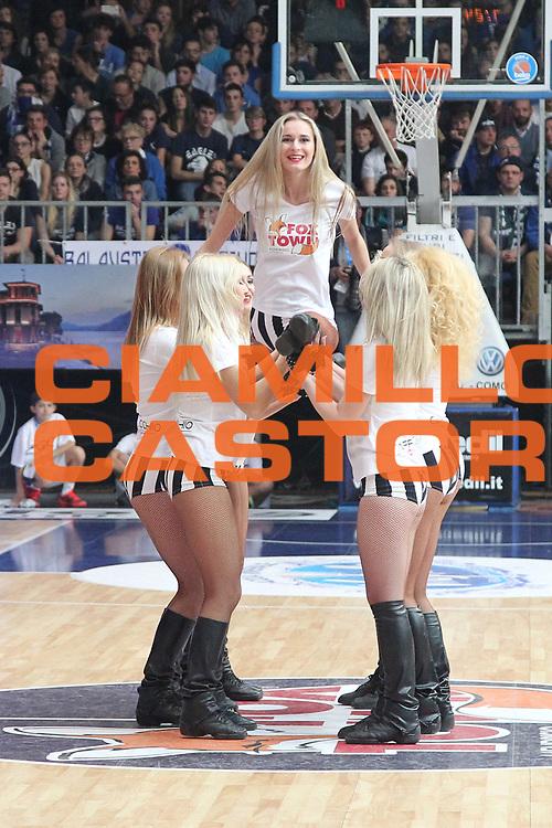 DESCRIZIONE: Cucciago Lega A 2015-16 <br /> Acqua Vitasnella Cantu' Olimpia EA7 Emporio Armani Milano<br /> GIOCATORE: Red Foxes<br /> CATEGORIA: time out<br /> SQUADRA: Acqua Vitasnella Cantu'<br /> EVENTO: Campionato Lega A 2015-2016<br /> GARA:Acqua Vitasnella Cantu' Olimpia EA7 Emporio Armani Milano<br /> DATA: 29/11/2015<br /> SPORT: Pallacanestro<br /> AUTORE: Agenzia Ciamillo-Castoria/A. Ossola<br /> Galleria: Lega Basket A 2015-2016<br /> Fotonotizia: Milano Lega A 2015-16 <br /> Acqua Vitasnella Cantu' Olimpia EA7 Emporio Armani Milano