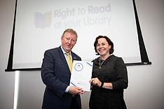 Right to Read Awards