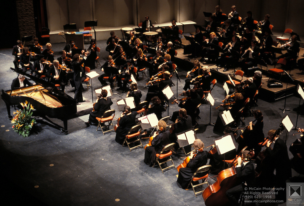 Tucson Symphony Orchestra in concert at Tucson Community Center Music Hall, Tucson, AZ..Subject photograph(s) are copyright Edward McCain. All rights are reserved except those specifically granted by Edward McCain in writing prior to publication...McCain Photography.211 S 4th Avenue.Tucson, AZ 85701-2103.(520) 623-1998.mobile: (520) 990-0999.fax: (520) 623-1190.http://www.mccainphoto.com.edward@mccainphoto.com