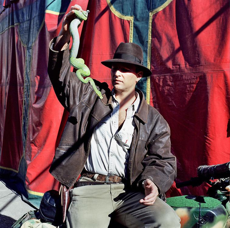 Circus Man