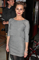 LONDON - November 02: Kara Tointon at the Uncle Vanya Press Night (Photo by Brett D. Cove)