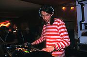 Ross Allen, Djing, Homelands, UK, 2001
